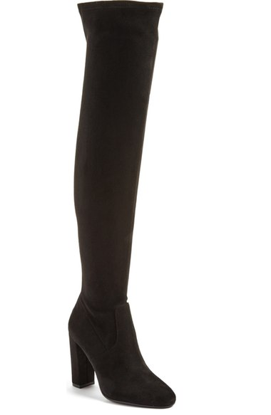 Steve Madden Thigh High Stretch Boots