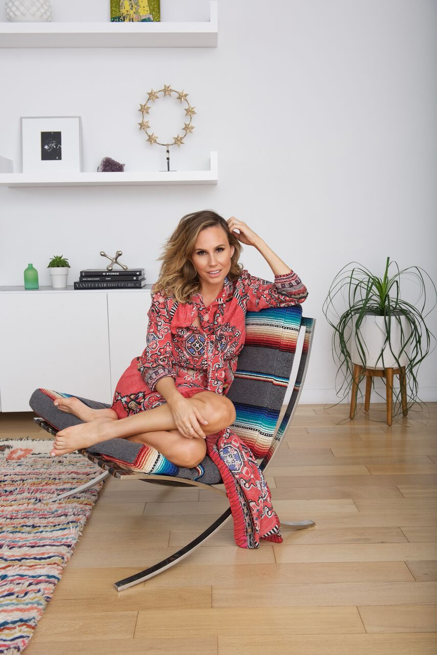 keltie knight home tour