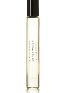 Gypsy Water- Anytime I wear this sexy, fresh fragrance, I receive compliments from men.  NUFF SAID!!!