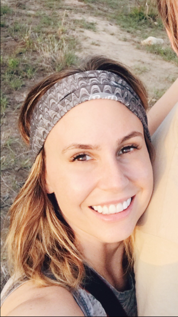 """BEFORE: Here is what my brows look like with ZERO makeup. Call me Keltie """"Ice Ice Baby"""" Knight."""