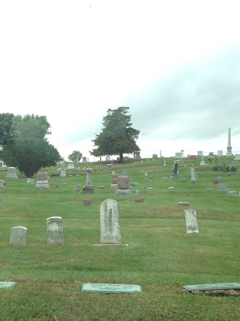 Monmouth City Cemetery