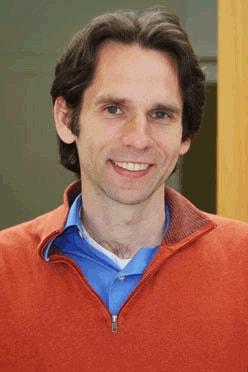 WISER Systems CTO, Dr. Seth Hollar.