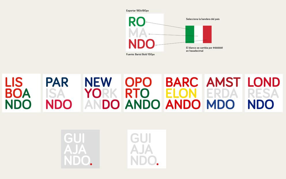 Guiajando branding definition
