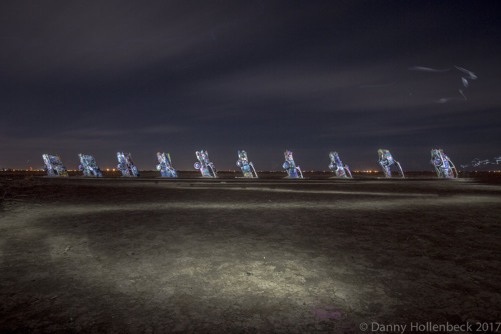 """Cadillac Ranch"" February 2017"