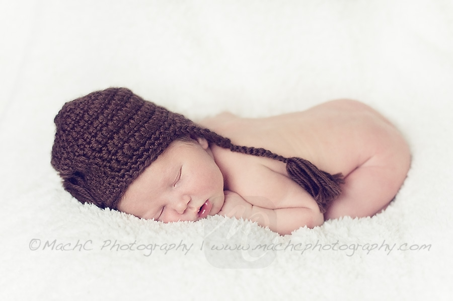 baby photographer fairbanks | 5 days old