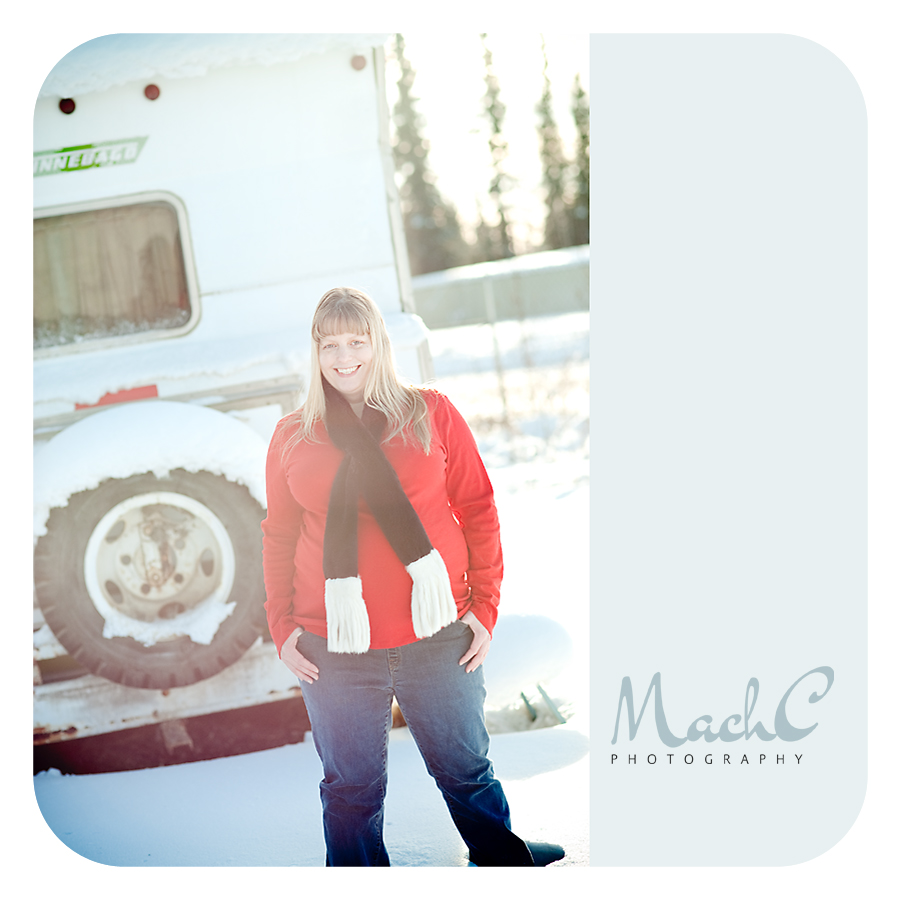 Fairbanks Anchorage Maternity Photographer