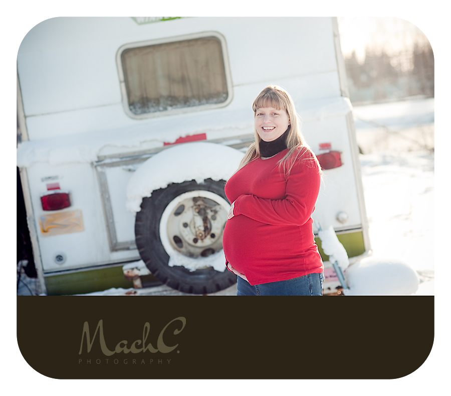 Newborn Maternity Fairbanks Photographer