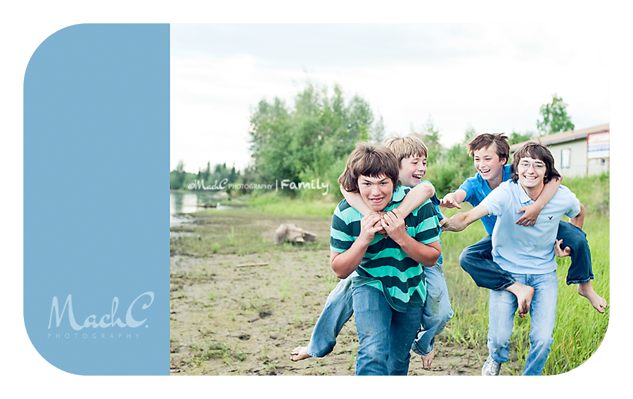 Fairbanks Alaska Family & Kid Photographer
