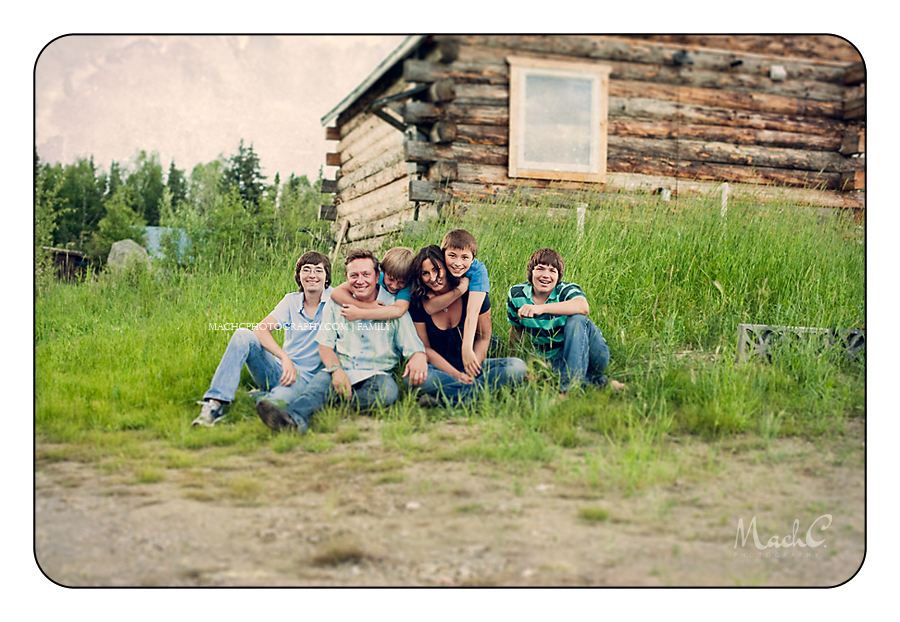 Fairbanks Family Photographer