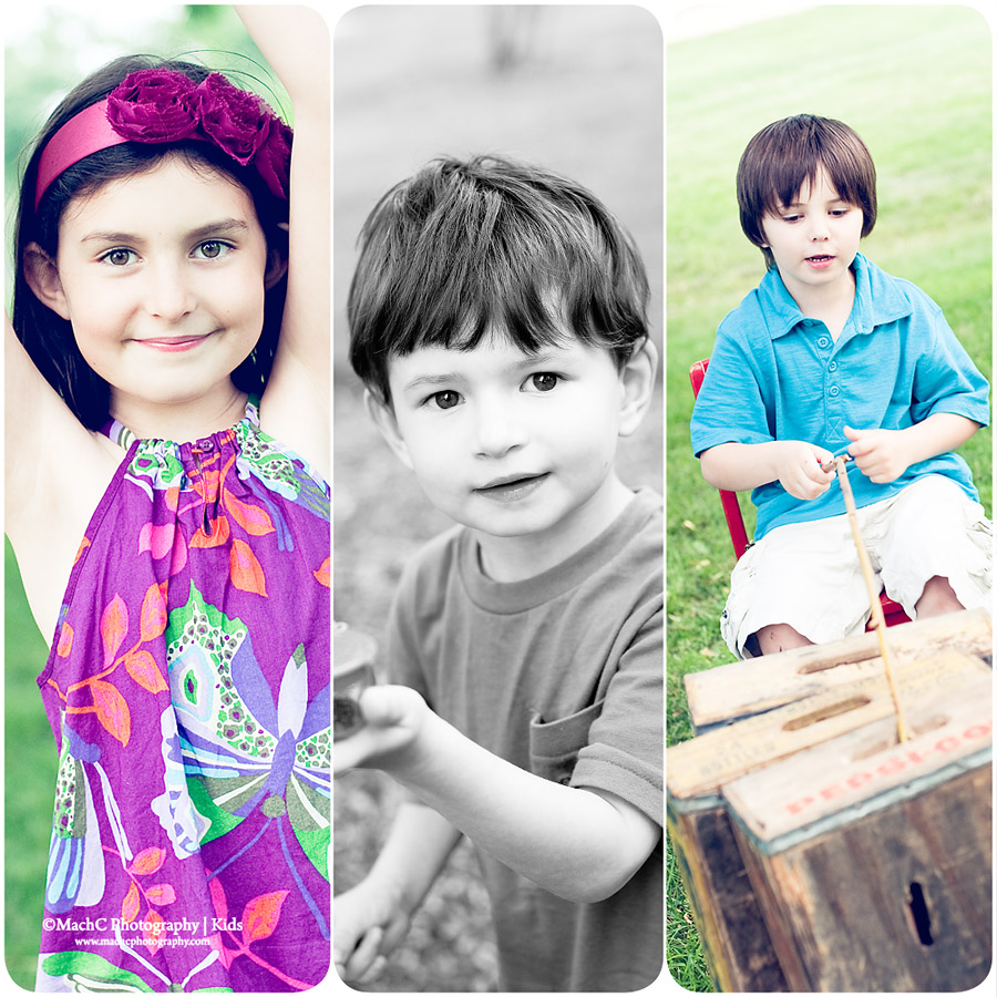 MachC Photography Kids Photographer