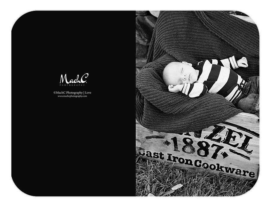 MachC Photography Baby Photographer Fairbanks