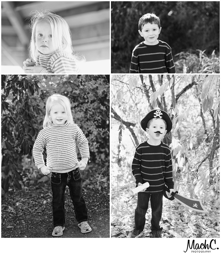 black and white children's portraits alaska