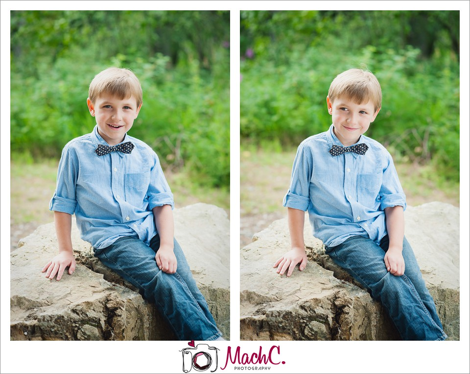 dressing your kids for portraits