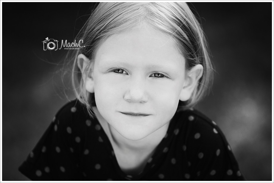 childhood portraits black and white