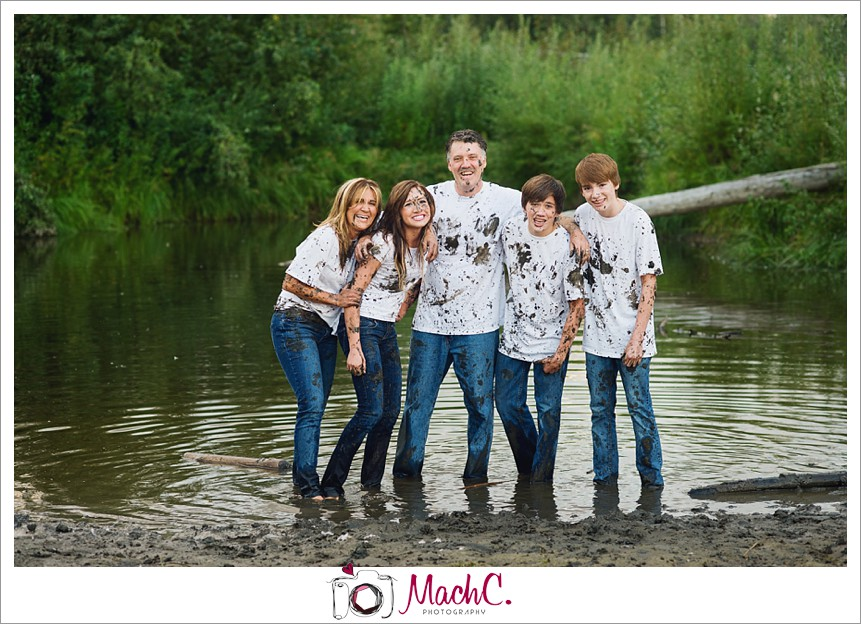Fairbanks Senior and Family Photography