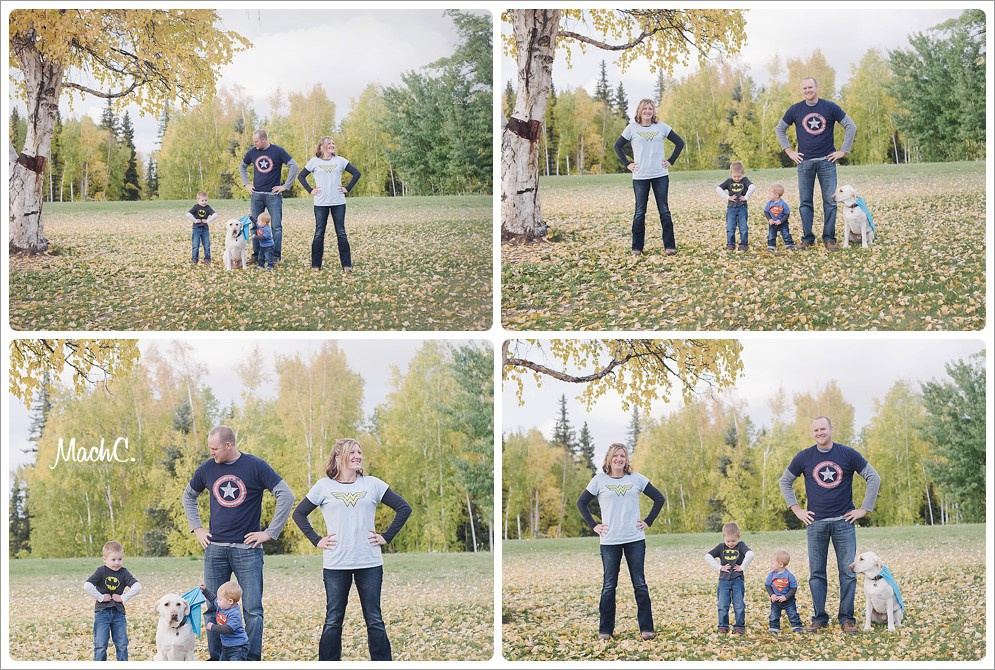 © 2013 MachC Photography - The Super Family