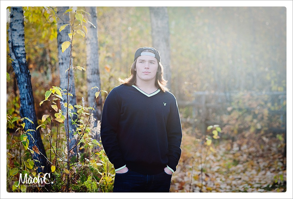 fairbanks Senior photography