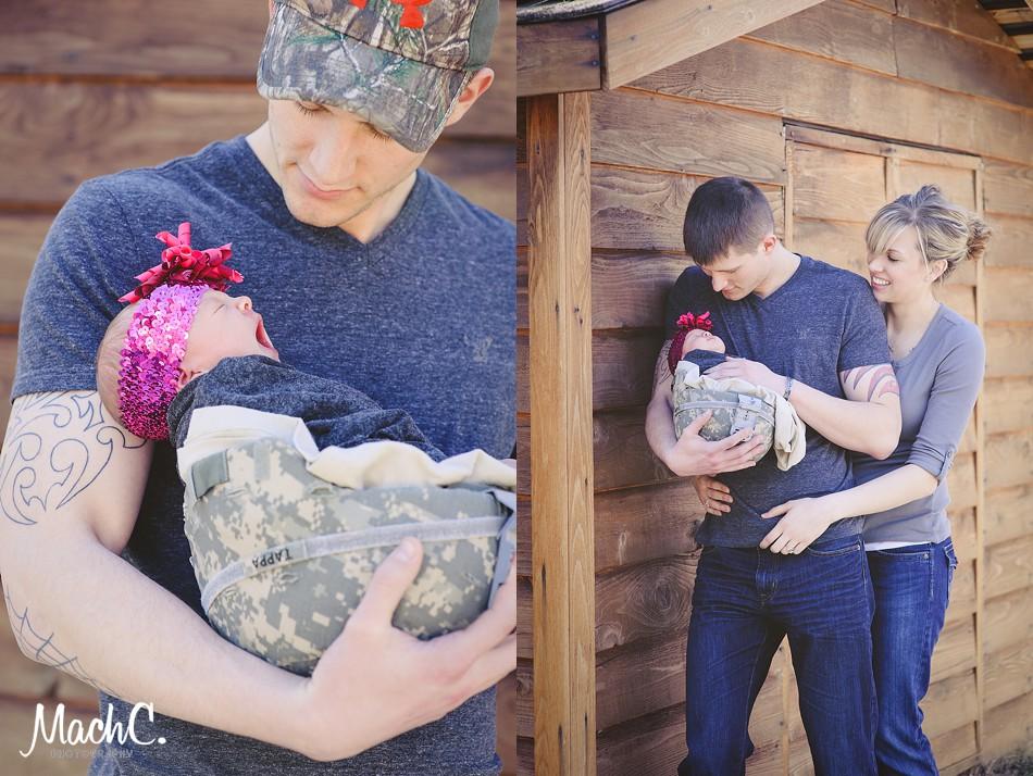 Camas WA Newborn Photographer