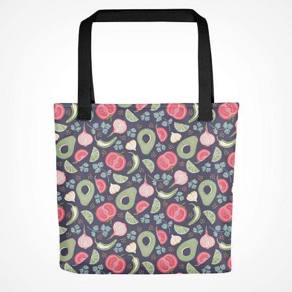 Guacamole Tote bag
