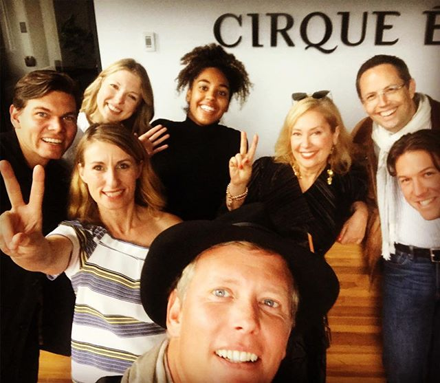 Global Transformers and C2 Game Changers at @cirqueeloize #changemakers #empowerthefuture #gamechangers #sustainability