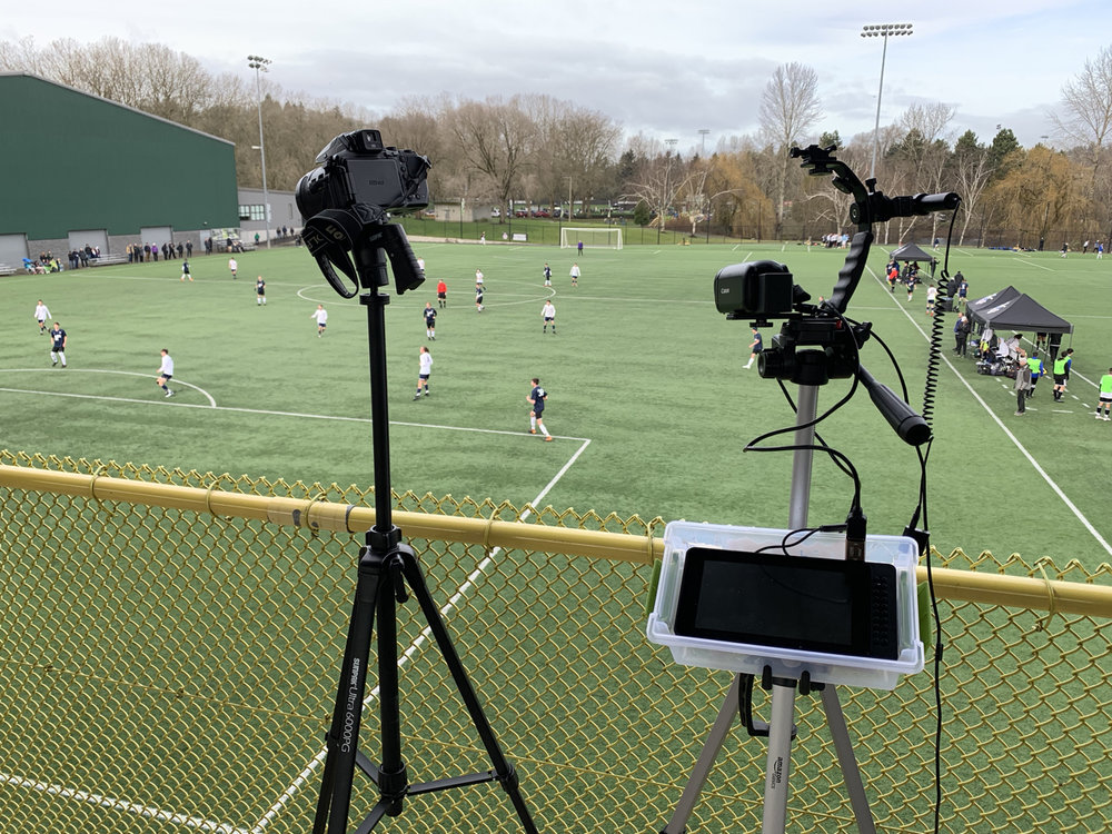Streaming my kids sports events