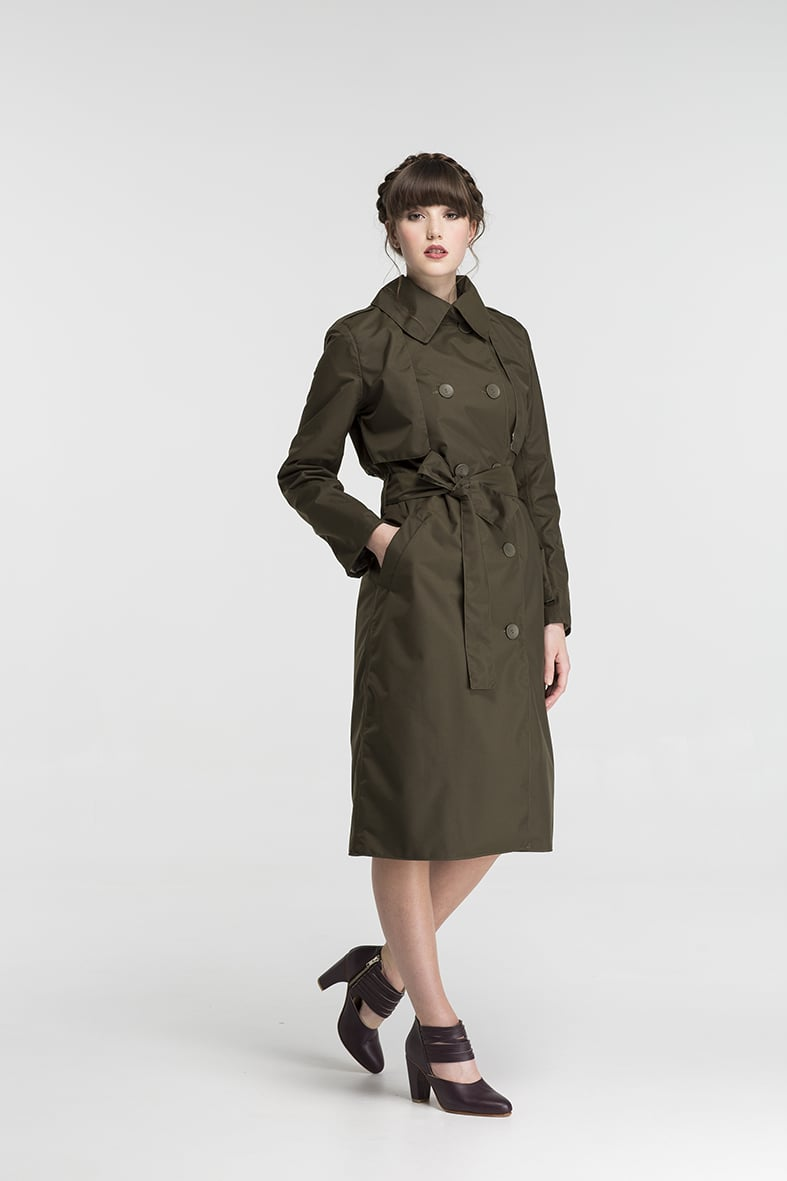 The Birmingham Trench in Olive