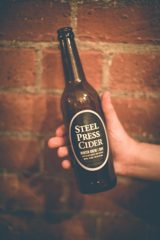 Credit: Zoe Elliot - Delicious Steel Press Cider