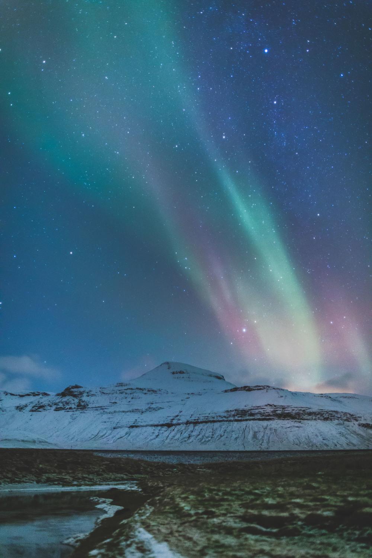 Danny Rood/ Kirkjufell in Iceland, 2015