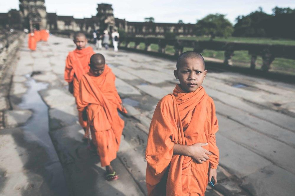 Danny Rood/ Angkor Wat, Cambodia, 2015