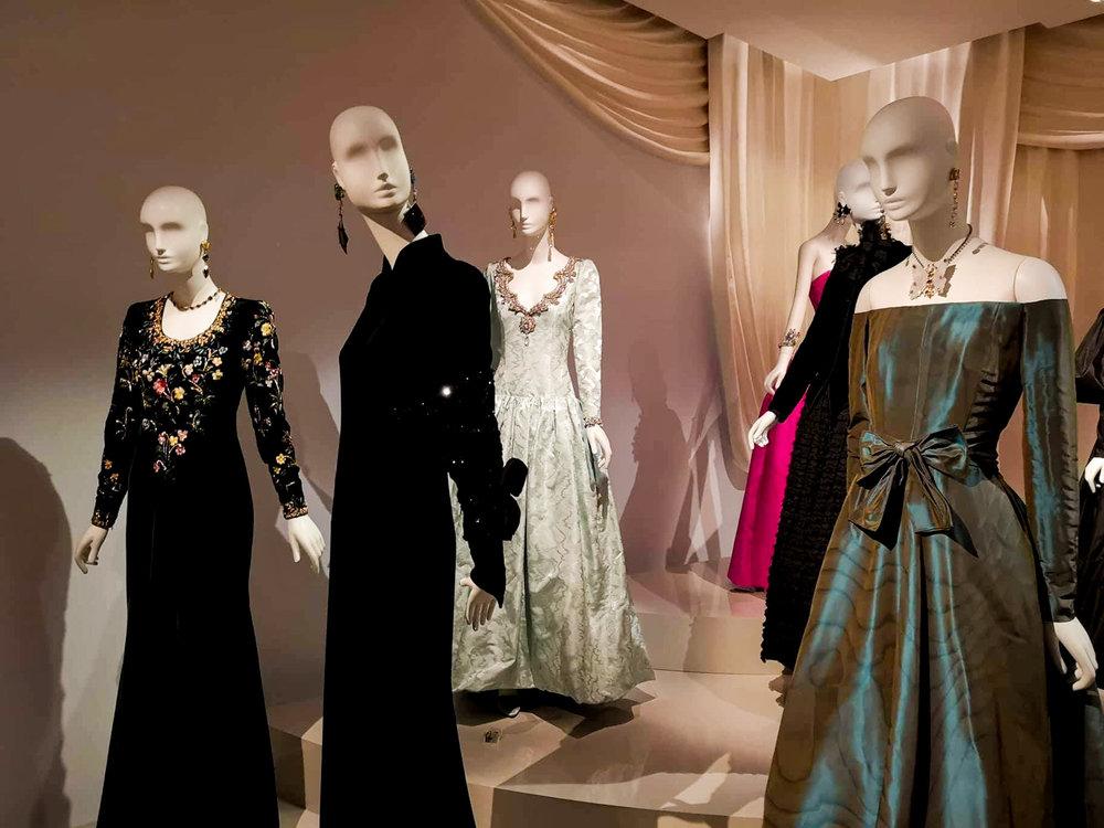 The Yves Saint Laurent Museum.