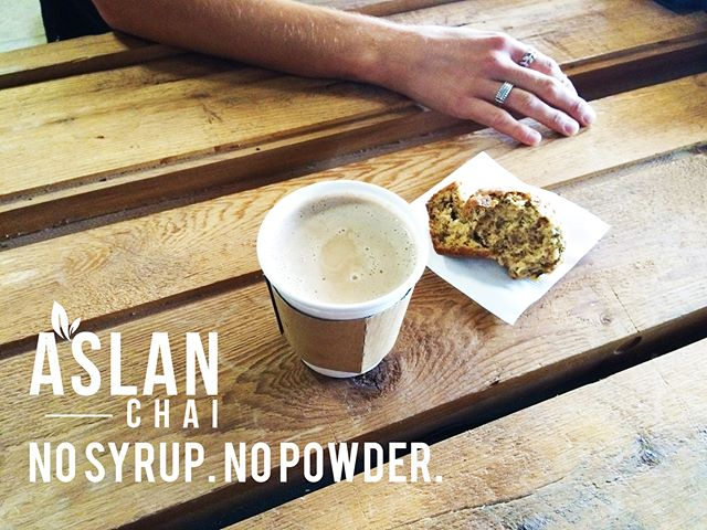 Aslan Chai = ground spices. That's it. Enjoy authenticity.  #spicychai #chai #tea #chaitea #chaitealatte #masalachai #vancouver #vancity #indianchai #instalove #instatea #healthydrink #vancouvermakers #detox #madeinvancouver #madeinbc
