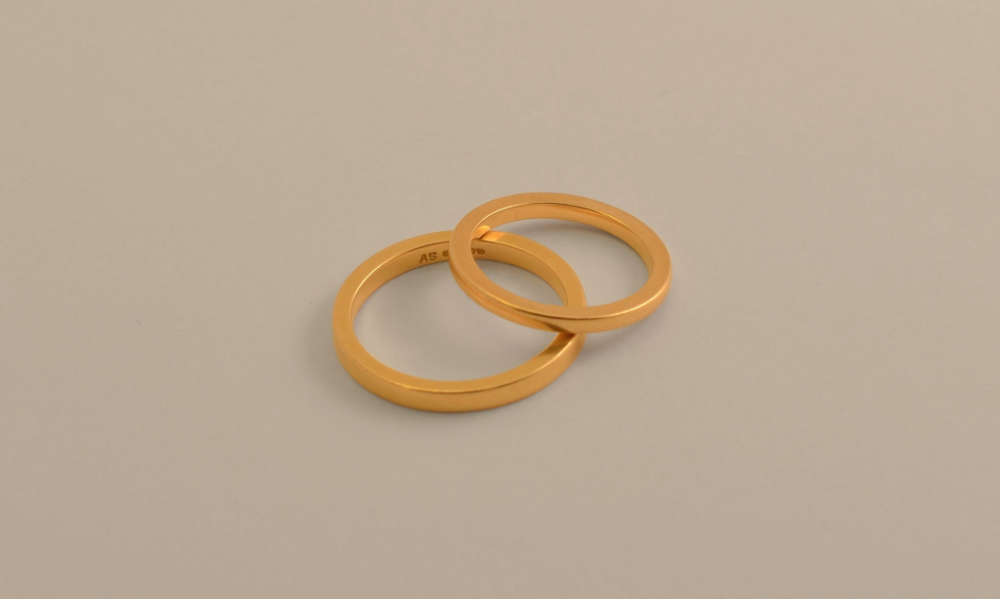 Click on the image to see our range of rings and wedding bands.