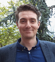 Chris Booth is one of the youngest Councillors on Taunton Deane Borough Council and sits on four committees.