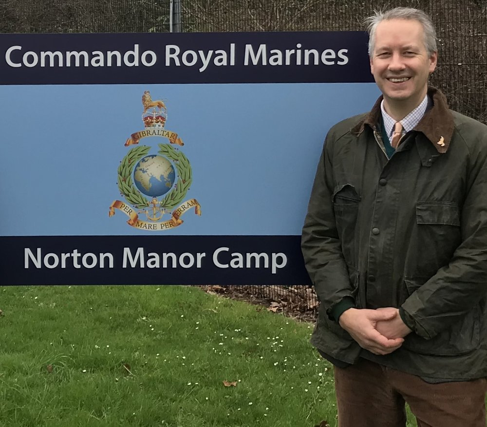 PPC Gideon Amos worked tirelessly to save Norton Manor