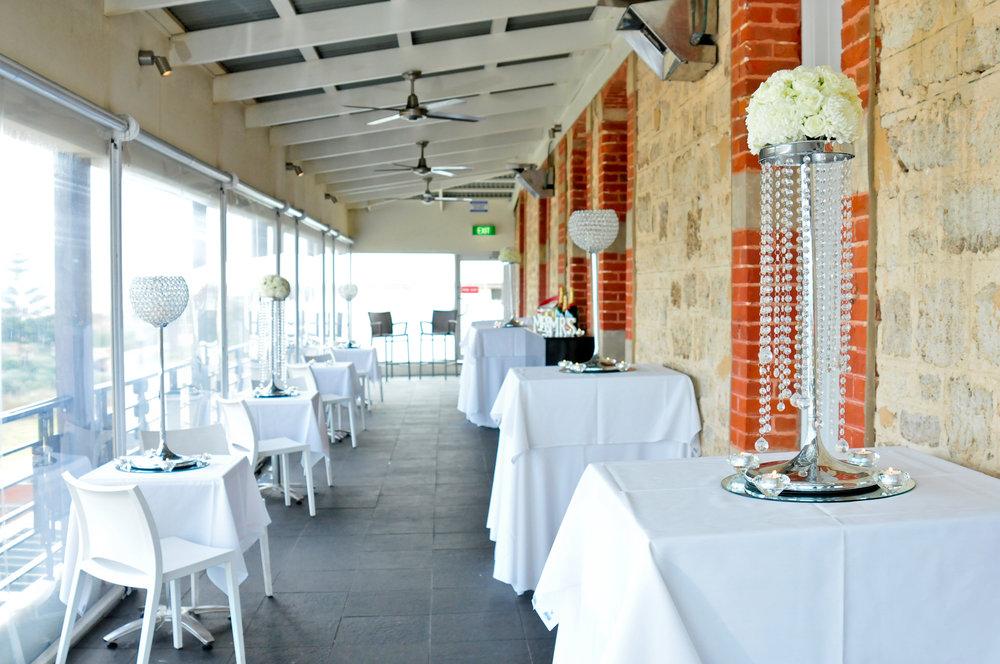 Grange Balcony