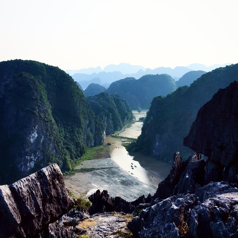 Tam Coc view