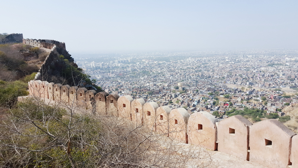 Nahargargh fort