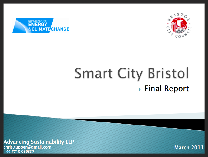 Smart City Bristol