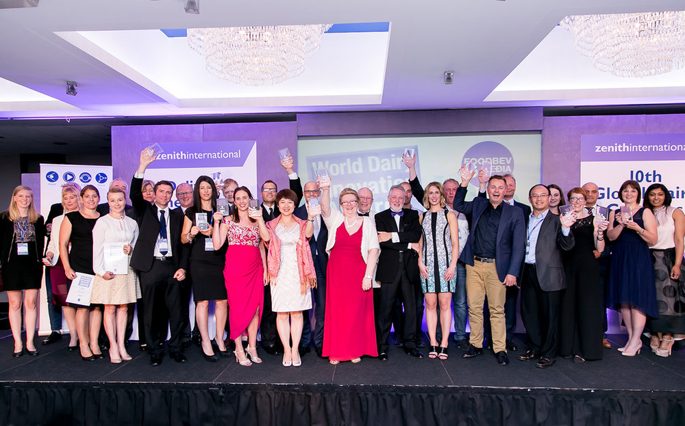World Dairy Innovation Awards 2016 winners announced.
