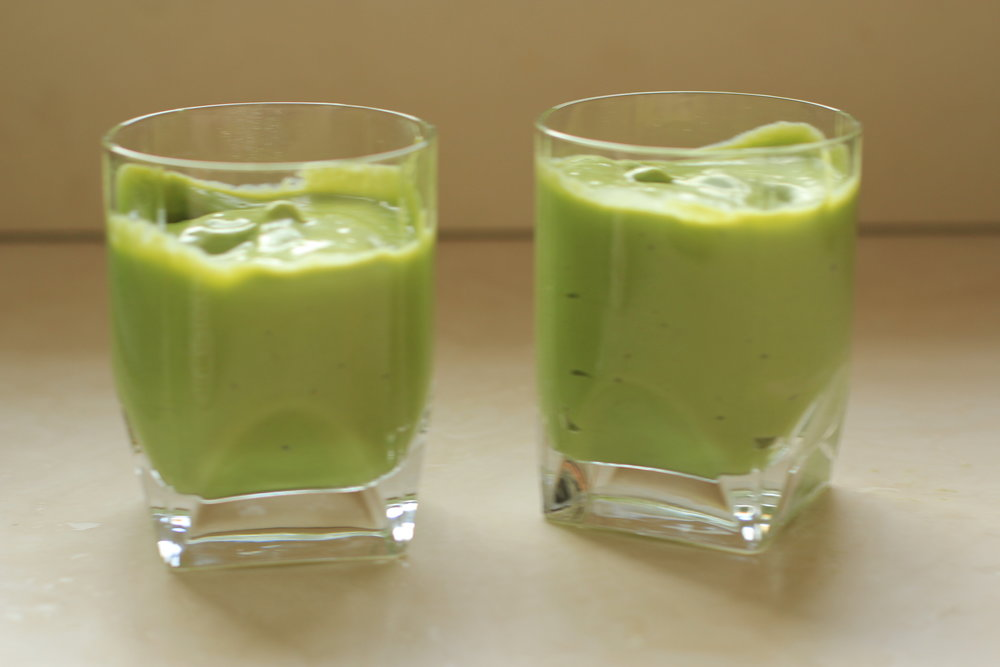 St.Patty's Day Matcha Smoothie
