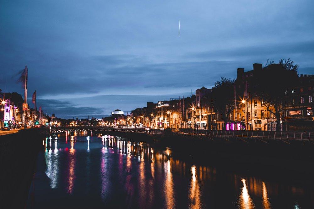 Dublin @ Night