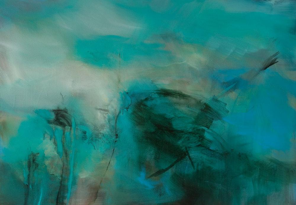 Amorphous   70 x 100 cm  oil on canvas £2200.jpg
