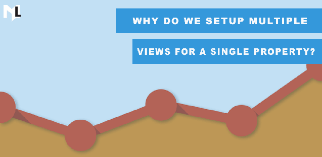 Why do we set up multiple views for a single property?