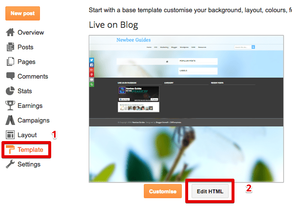How to add google tag manager to blogger? — MarketLytics