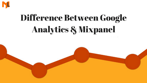 What is the difference between mixpanel and google analytics?