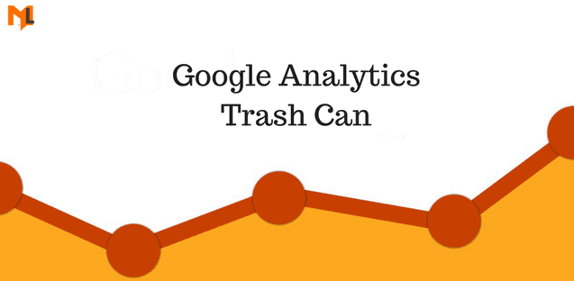 How to restore Google Analytics Data from Trash Can?