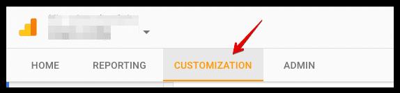 access custom reports