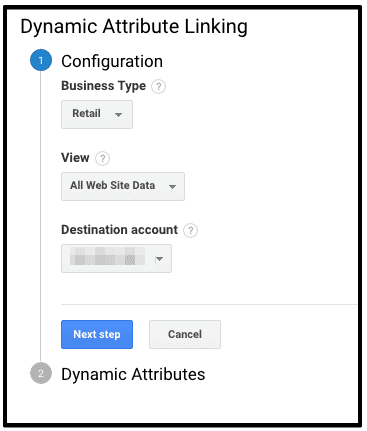 linking dynamic attributes