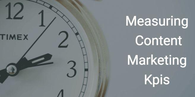 Measuring Content Marketing KPIs Via Google Analytics