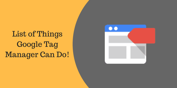 What does Google Tag Manager do?